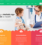 Wordpress template 63374 - Buy this design now for only $75