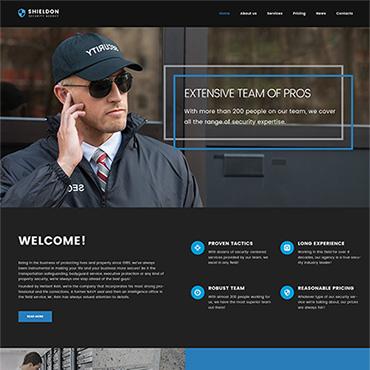 Best Security WordPress Themes