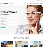 Wordpress template 63386 - Buy this design now for only $75