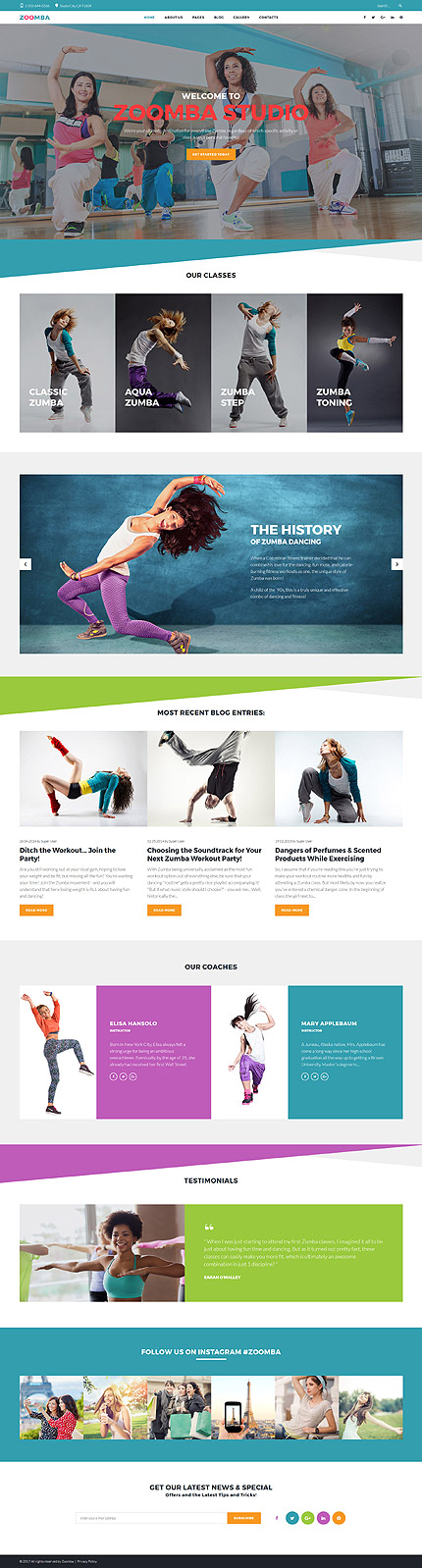 Education website inspirations at your coffee break? Browse for more Joomla #templates! // Regular price: $75 // Sources available: .PSD, .PHP #Education #Joomla
