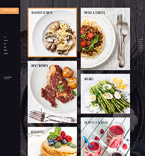 Cookery Book Joomla Template