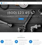 WordPress Template #63395