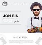 WordPress Template #63397