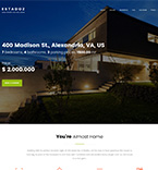 Wordpress template 63407 - Buy this design now for only $75