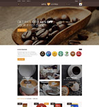 Coffee OpenCart Template