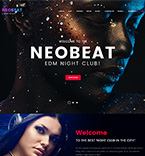 WordPress Template #63497