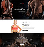 Bootstrap Template #63500