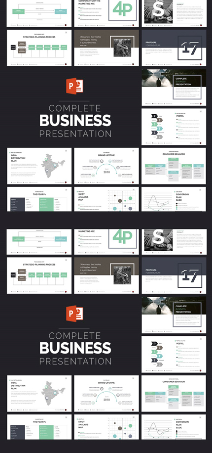 Business Most Popular website inspirations at your coffee break? Browse for more Powerpoint #templates! // Regular price: $19 // Sources available: .PSD, .PPTX, .PPT #Business #Most Popular #Powerpoint