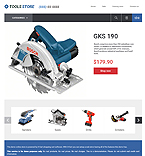 X-cart templates template 63519 - Buy this design now for only $139