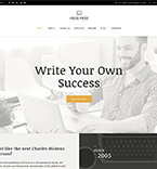 Wordpress template 63528 - Buy this design now for only $75