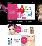 Cosmetics PrestaShop Template