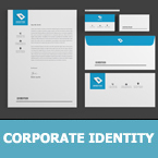 Corporate identity template 63549 - Buy this design now for only $10