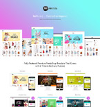 Impression PrestaShop Template