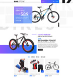 Opencart template 63558 - Buy this design now for only $89