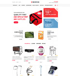 Opencart template 63560 - Buy this design now for only $89