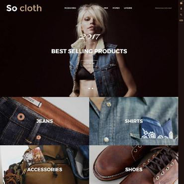Shopify Theme # 63580