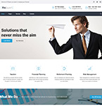Wordpress template 63599 - Buy this design now for only $75