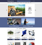 Opencart template 63612 - Buy this design now for only $89