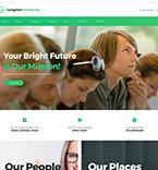 University WordPress Template