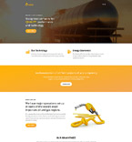 Gas & Oil Joomla Template
