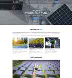 Energy Solutions Joomla Template