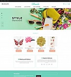 Motocms ecommerce template template 63717 - Buy this design now for only $199