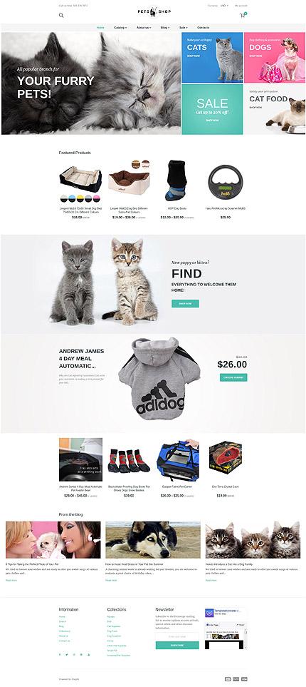 Shopify screenshot