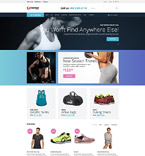 OpenCart Template #63803