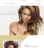 Wordpress template 63809 - Buy this design now for only $75