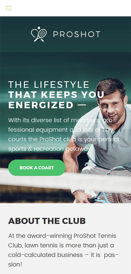 Sport website inspirations at your coffee break? Browse for more WordPress #templates! // Regular price: $75 // Sources available:.PHP, This theme is widgetized #Sport #WordPress