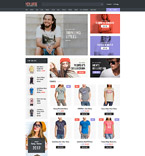 Opencart template 63829 - Buy this design now for only $89