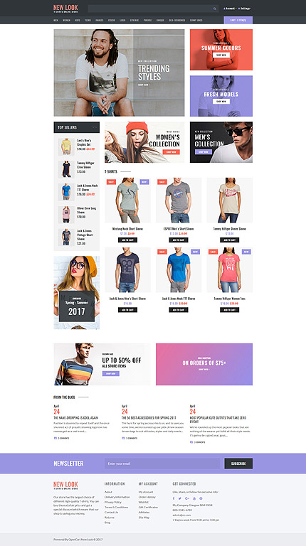 Fashion Most Popular website inspirations at your coffee break? Browse for more OpenCart #templates! // Regular price: $72 // Sources available: .PSD, .PNG, .PHP, .TPL, .JS #Fashion #Most Popular #OpenCart