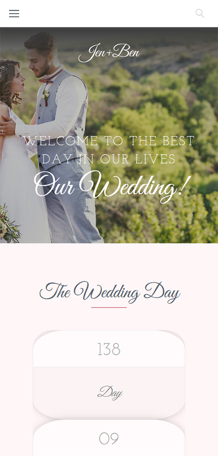 Wedding Most Popular website inspirations at your coffee break? Browse for more WordPress #templates! // Regular price: $75 // Sources available:.PHP, This theme is widgetized #Wedding #Most Popular #WordPress
