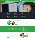 Online Bank Joomla Template