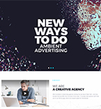 WordPress Template #63840