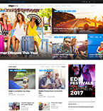 WordPress Template #63850