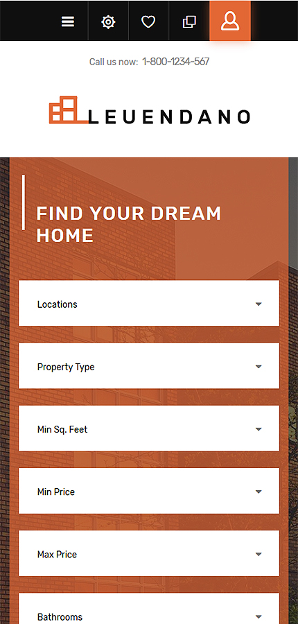 Real Estate Most Popular website inspirations at your coffee break? Browse for more PrestaShop #templates! // Regular price: $139 // Sources available: .PSD, .PHP, .TPL #Real Estate #Most Popular #PrestaShop