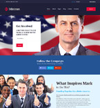 Politician Joomla Template