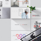 Powerpoint Template #63918