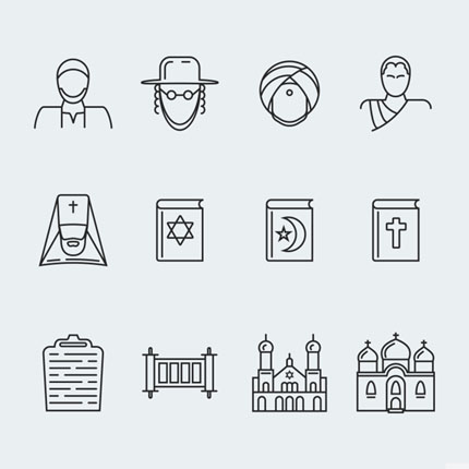 Charity website inspirations at your coffee break? Browse for more Icon Set #templates! // Regular price: $12 // Sources available: .PSD #Charity #Icon Set