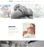 Bootstrap template 63945 - Buy this design now for only $75