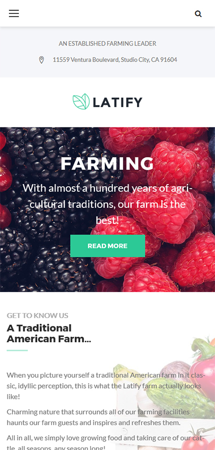 Agriculture Most Popular website inspirations at your coffee break? Browse for more WordPress #templates! // Regular price: $75 // Sources available:.PHP, This theme is widgetized #Agriculture #Most Popular #WordPress