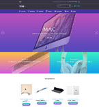 Shopify template 63965 - Buy this design now for only $139