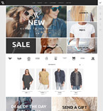Fashion PrestaShop Template