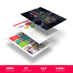 Powerpoint Template #63990