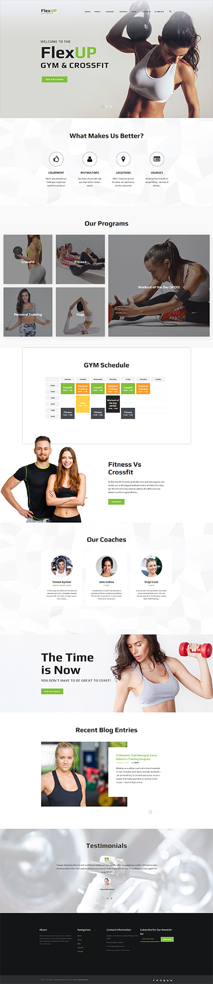 Sport Most Popular website inspirations at your coffee break? Browse for more WordPress #templates! // Regular price: $69 // Sources available:.PHP, This theme is widgetized #Sport #Most Popular #WordPress