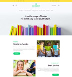 Book Store PrestaShop Template