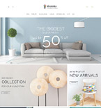 Home Decor & Accents OpenCart Template