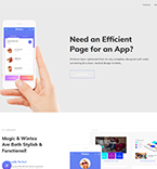 WordPress Template #64044