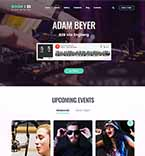 WordPress Template #64054